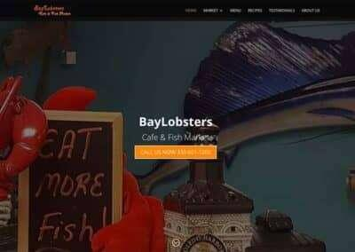 Bay Lobster Cafe & Fish Market