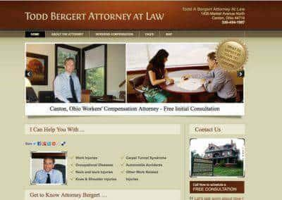 Todd Bergert Attorney at Law