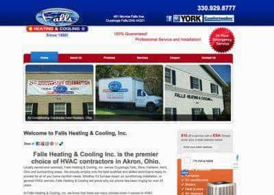 Falls Heating & Cooling