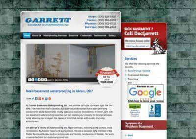 garrettwaterproofing.com