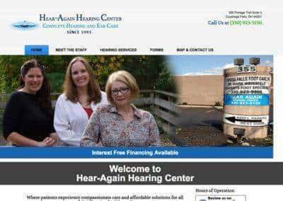 Hear Again Hearing Center
