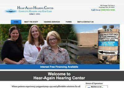 Hear Again Hearing Center