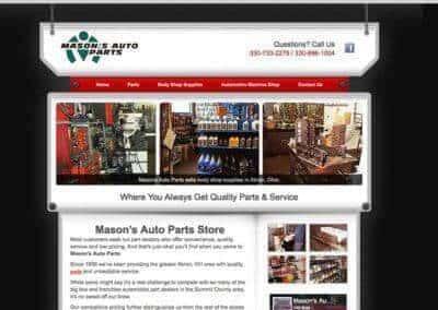Mason's Auto Parts