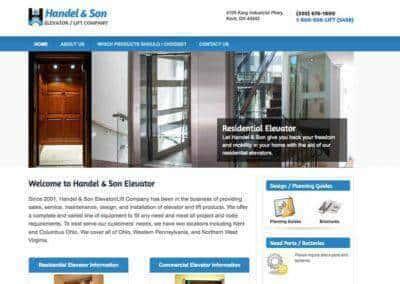 Handel & Son Elevator / Lift Company