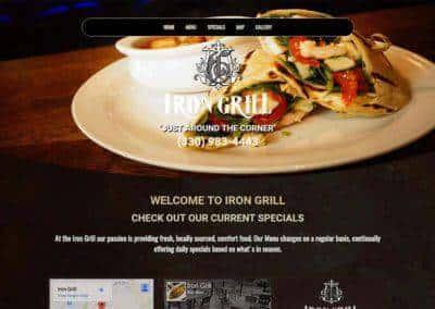 iron grill desktop