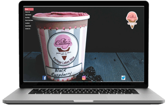 Pavs Creamery Laptop