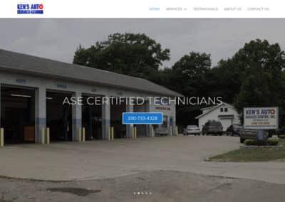 Ken's Auto Service Center