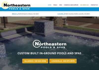 Northeastern Pools & Spas