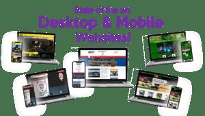 modern responsive website design