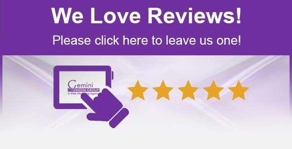 We LOVE Reviews We invite you to click here and leave us a review.