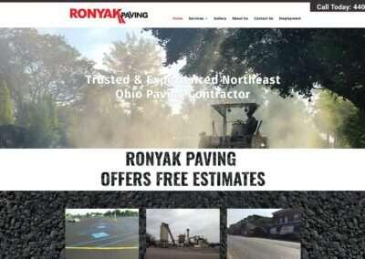 ronyakpaving.com