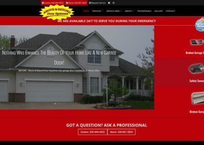 aboveandbeyonddoorsystems.com