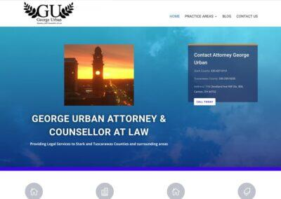 George Urban Attorney at Law