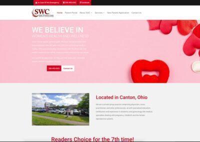 starkwomenscenter.com